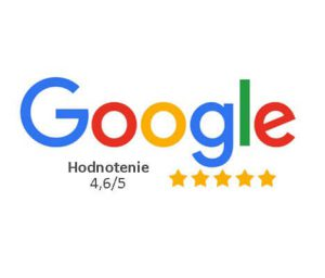Google hodnotenia