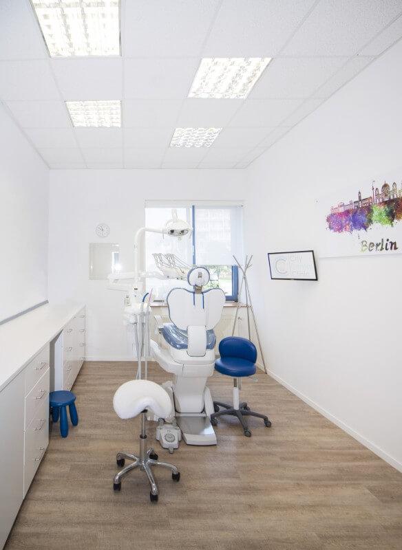 Ambulancia Berlin v City Dental Clinic Bratislava