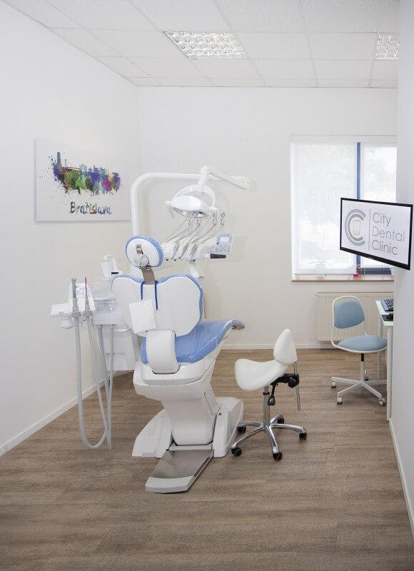 Ambulancia Bratislava v City Dental Clinic